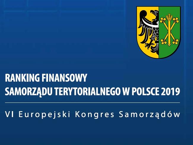 Ilustracja do informacji: Powiat Średzki drugi w województwie i 39 w skali kraju!